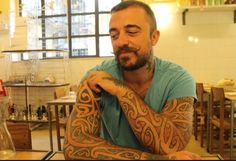 Chef rubio Chef Tattoo, Sailor Jerry, Famous Men, Pastry Chef, Traditional Tattoo, Tribal Tattoos, Sleeve Tattoos, Tattoos For Guys, Old School