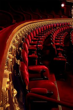 Red | Rosso | Rouge | Rojo | Rød | 赤 | Vermelho | Color | Colour | Texture | Form | Pattern | Opera Garnier de Paris