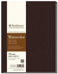 Hardbound journal watercolor | strathmore
