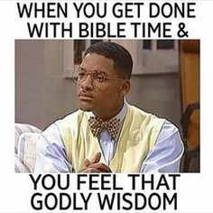 Here's to another meme roundup! We couldn't pass up sharing this week's super funny and relatable memes we found floating around the Internet. Stay tuned for more Christian humor each week!