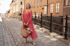 #indiska #myindiska #fashion #summer #style Sunshine, Summer, Dresses, Style, Fashion, Gowns, Summer Time, Fashion Styles, Fasion
