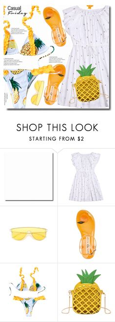 """Casual"" by soks ❤ liked on Polyvore featuring Kate Spade"