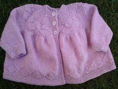Blue Coat pattern by Watmoughs Knitting Studio
