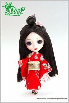 Groove doll LIttle Pullip+ *Himeyuri*