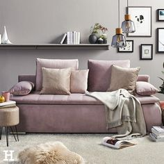 Love Seat, Couch, Throw Pillows, Bed, Furniture, Home Decor, Design, Instagram, Products