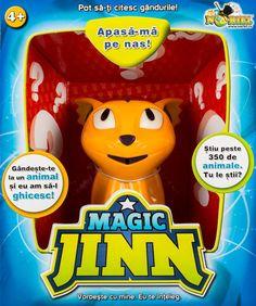 Jucaria Magic Jinn