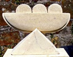 Image result for modern abstract stone sculpture