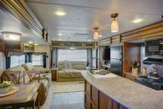 """2016 New Keystone Sprinter 319MKS Travel Trailer in Mississippi MS.Recreational Vehicle, rv, This rear living floorplan allows you plenty of space with the triple slides for bedroom, and main living area. For starters, let's look at the layout of the kitchen with the large L-shaped counter that gives you plenty of room for meal preparation and put a coffee pot on without being too crowded. You also have a double bowl sink with residential faucet, 3 burner stove, microwave, refrigerator, 22""""…"""