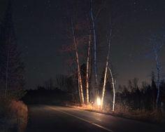 Light Experimentations, Benoit Paille
