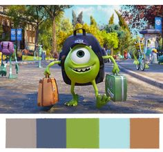 39 Best My love for Monster inc images in 2018   Monster inc