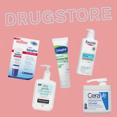 NYLON: The Best Drugstore Cures For Dry Skin, According To A Dermatologist
