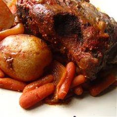Pork and Vinegarスロークッカー 豚