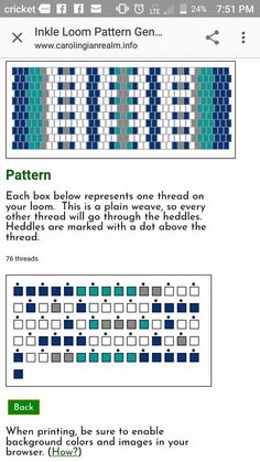 Inkle Weaving Patterns, Loom Weaving, Inkle Loom, Tablet Weaving, Weaving Projects, Spinning, Charts, Bands, Cross Stitch