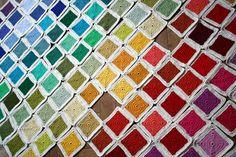 Ravelry: xsandrax's Rainbow Blanket