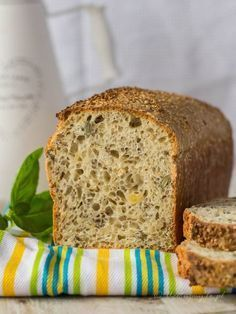 Banana Bread, Good Food, Food And Drink, Cooking Recipes, Baking, Desserts, Polish, Fitness, Kitchen