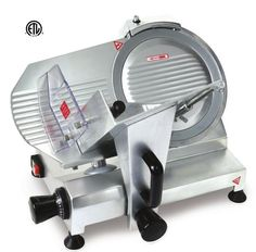 a quality meat slicer...perfect for the fully equipped kitchen