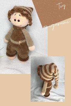 Crochet doll baby, handmade gifts, soft toys for babies, crocheted plush doll, cool toys ,amigurumi crochet party toys, birthda present Easter