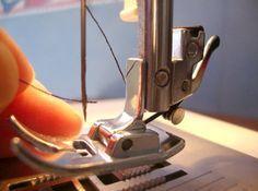 Aprende a elegir correctamente la aguja adecuada para coser a maquina