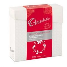 A bulk shipper of 6 Deliciously Indulgent Festive Assortment gift boxes.