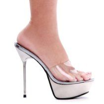 5 Inch High Heel Womens Shoes Clear Platform Stiletto Sandals Sexy Shoes From Ellie Shoes - Bags or Shoes Shop