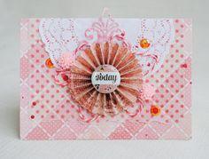 Valentine's day card by Anski