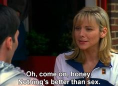 """Get real people. 
