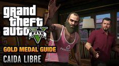Caida Libre Guide in GTA V - http://playstationgameplay.com/caida-libre-guide-in-gta-v/