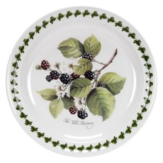 Have to have it. Portmeirion Pomona Classics Bread and Butter Plate - Set of 6 - $138 @hayneedle.com