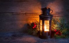 фонарь свеча свет ветка ель елка праздники зима New Year Christmas Рождество Новый Год