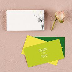 Dandelion Wishes Paper Wish Scrolls