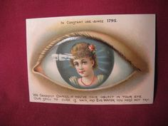 Dr Isaac Thompson's Celebrated Eye Water J L Thompson Sons & Co Troy NY #DrIsaacThompsonsEyeWater
