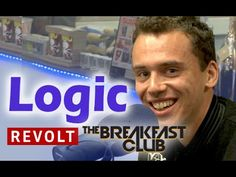 Logic Interview at The Breakfast Club Power 105.1 (10/21/2014)