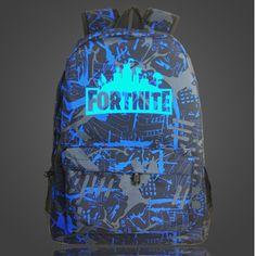 New Arrival Luminous Backpacks Game Fortnite Backpack School Bags 13 Color    Price   33.63 3cc55cb8d6