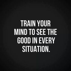 TRAIN YOUR MIND