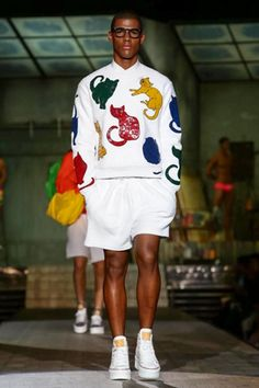 Dsquared2 Menswear Spring Summer 2015 Milan - NOWFASHION