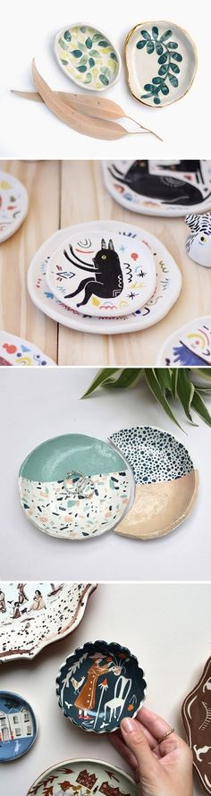 Ceramics: my 15 favorite dishes