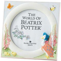 Beatrix Potter photo frame