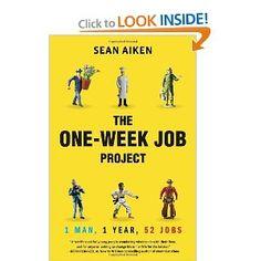 one week job project