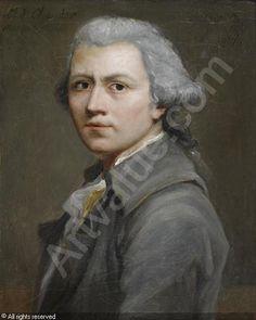 Portrait présumé de Marie-Joseph Chénier (Circle of Jacques Louis David)