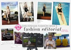 The Sport of Shopping - Styling Cheltenham Fashion Week's Olympic Editorial for Cotswold Style Fashion Beauty, Luxury Fashion, Olympics, Editorial Fashion, The Past, Stylists, Lifestyle, Sports, Pictures