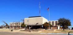 AbileneTexan Photo of the Day: Abilene City Hall by Bob Weston