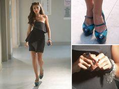 This dress!!!  Dress: Aqua  Shoes: Guess  Ring: lia sophia