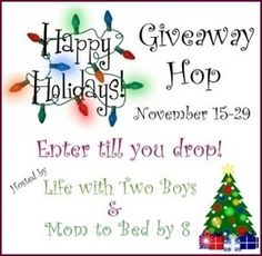 Win Neat-os in Happy Holidays Giveaway Hop