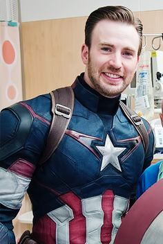 chris evans to play captain america towleroad