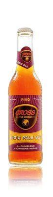 CROSS THE WORLD – INDIA PALE ALE - Jde o jeden z mnoha světových pivních stylů. Svrchně kvašené pivo poprvé navařené v Anglii v 19. století. Tehdejší sládkové hledali pivo, které by vydrželo několikaměsíční plavbu do jejich tehdejších kolonií, především pak do Indie. Byly známé konzervační účinky chmele a alkoholu a proto se tehdy standardně vyráběné pivo Ale (čtěte ejl) tomuto požadavku uzpůsobilo a vznikla nová pivní kategorie. Námi předkládaný India Pale Ale, neboli zkráceně IPA. Toto… Malt Beer, Beers Of The World, Brew Pub, Hot Sauce Bottles, Brewery, Alcoholic Drinks, Food, Beer, The World