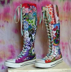 Can I just... High five the creator of these shoes? Then marry them? :)