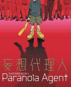 Paranoia Agent, 2004 - Satoshi Kon. Recensione: http://nihonexpress.blogspot.it/2012/03/paranoia-agent.html