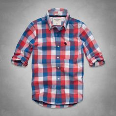 Mens Iroquois Mountain Shirt | Mens Shirts | Abercrombie.com
