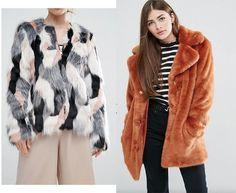 Tú decides: fur color coat, ¿sí o no?