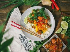 Helppoa arkiruokaa: Raikas tofuwokki – Ida's Cozy Corner Cozy Corner, Nom Nom, Cooking, Ethnic Recipes, Food Food, Kitchen, Brewing, Cuisine, Cook